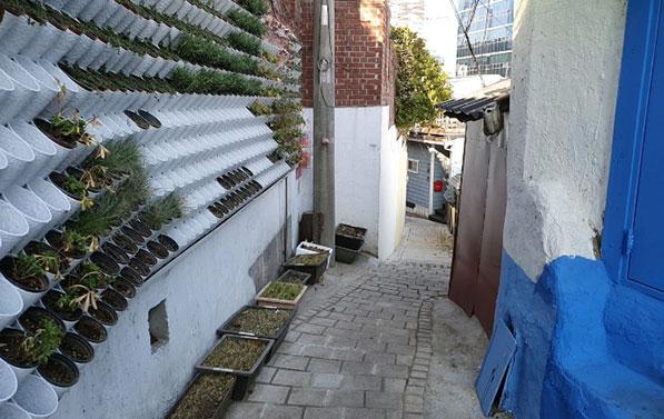 서울역 일대 골목길 23곳 화사하게 탈바꿈