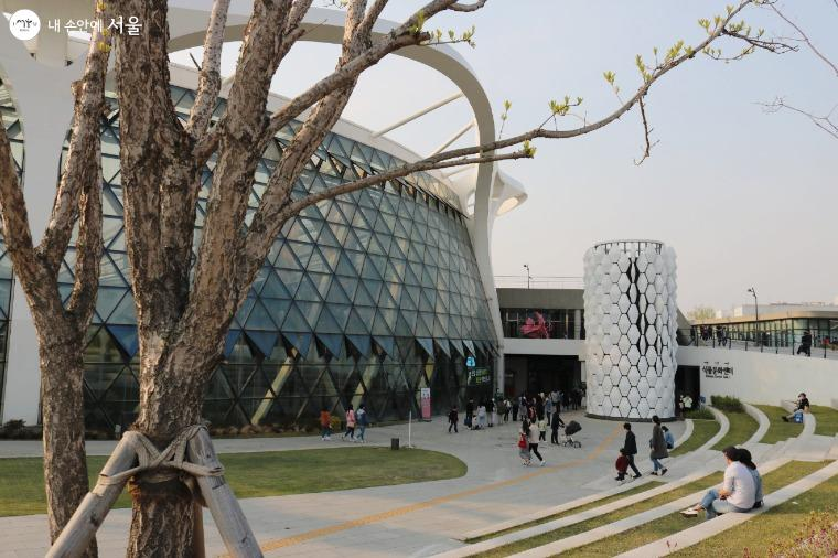 아름다운 봄꽃을 마주할 수 있는 서울식물원에 가보자